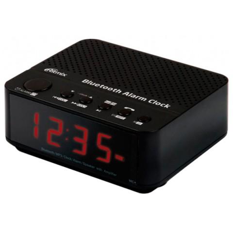 Фотография товара радио-часы Ritmix RRC-818 Black (30025615)