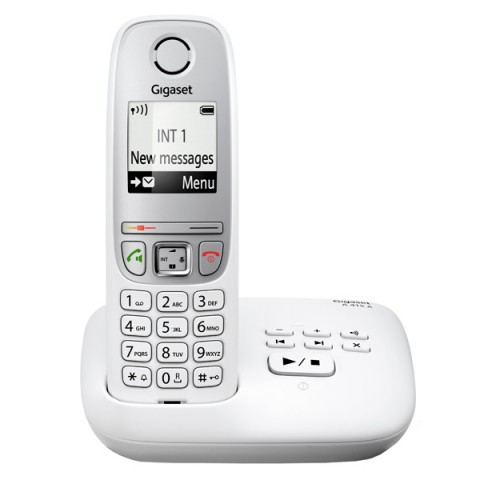Фотография товара телефон DECT Gigaset A415A White (30027203)