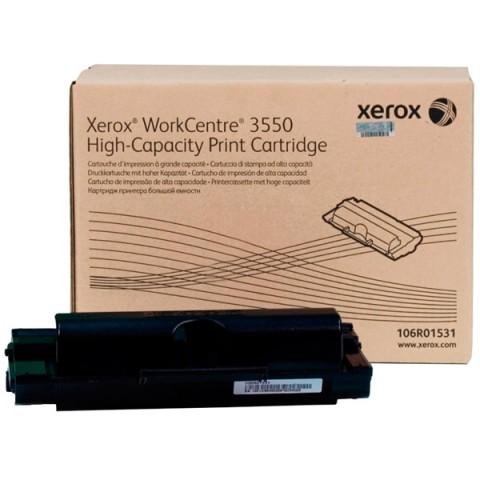 Фотография товара картридж для лазерного принтера Xerox 106R01531 Black (30027698)