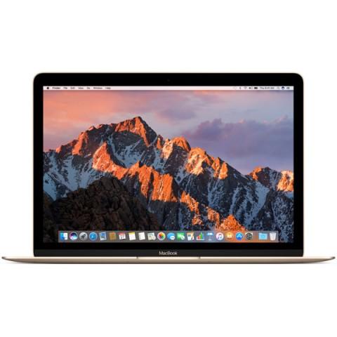 Фотография товара ноутбук Apple MacBook 12 Core M3 1.2/8/256SSD Gold (MNYK2RU/A) (30028573)
