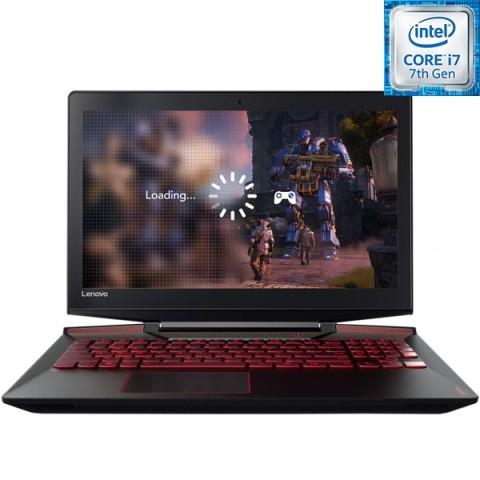 Фотография товара ноутбук игровой Lenovo Y720-15IKB (80VR008ERK) (30028755)