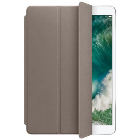 Фотография товара кейс для iPad Pro Apple Leather Smart iPad Pro 10.5 Taupe (MPU82ZM/A) (30028763)