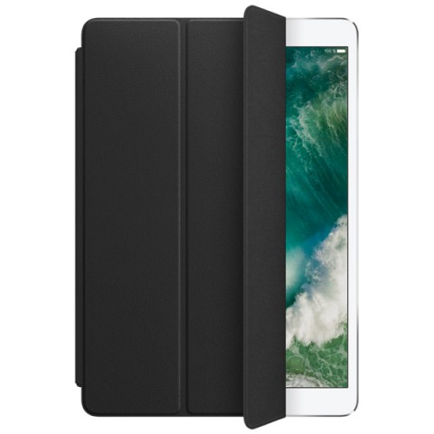 Фотография товара кейс для iPad Pro Apple Leather Smart iPad Pro 10.5 Black (MPUD2ZM/A) (30028766)
