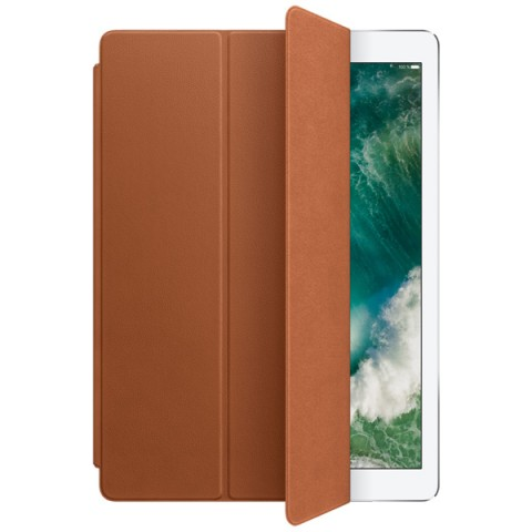 Фотография товара кейс для iPad Pro Apple Leather Smart iPad Pro 12.9 Saddle Brown (30028767)