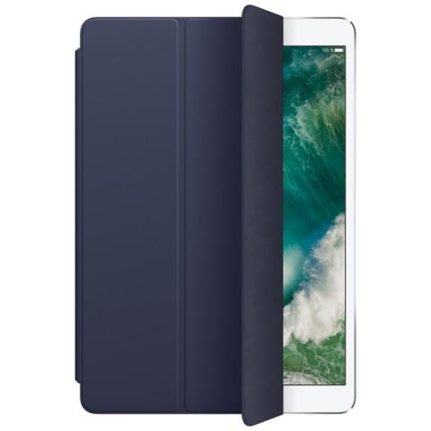 Фотография товара кейс для iPad Pro Apple Smart Cover iPad Pro 10.5 Midnight Blue MQ092ZM/A (30028771)