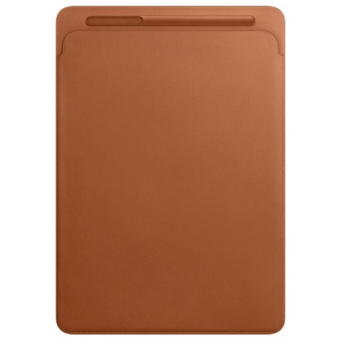 Фотография товара кейс для iPad Pro Apple Leather Sleeve iPad Pro 12.9 Saddle Brown (30028775)