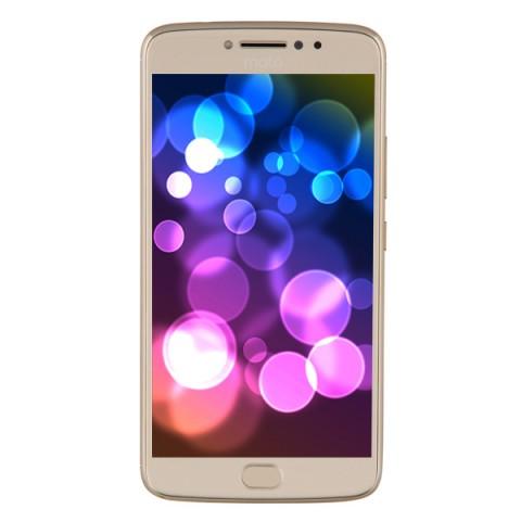 Фотография товара смартфон Motorola MOTO E Plus Fine Gold (XT1771) (30028856)