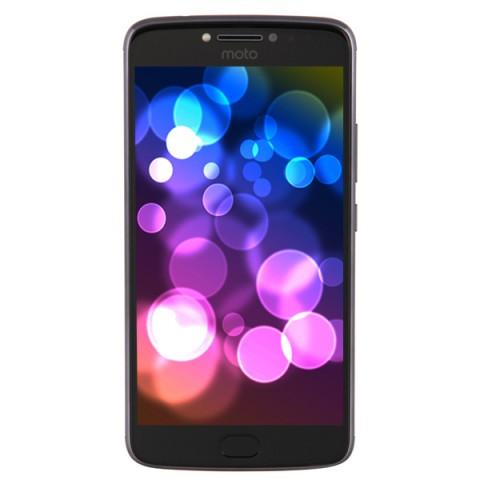 Фотография товара смартфон Motorola MOTO E Plus Iron Gray (XT1771) (30028857)