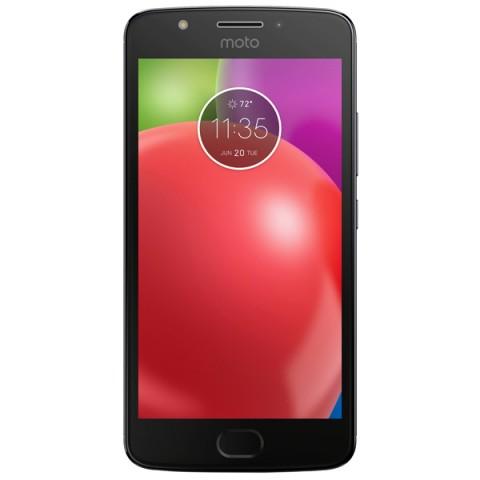 Фотография товара смартфон Motorola MOTO E Iron Gray (XT1762) (30028859)
