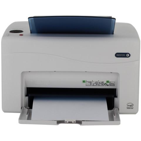 Фотография товара лазерный принтер (цветной) Xerox Phaser 6020 (30029046)
