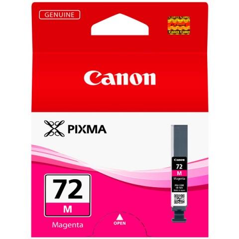 Фотография товара картридж для струйного принтера Canon PGI-72 M (30029553)