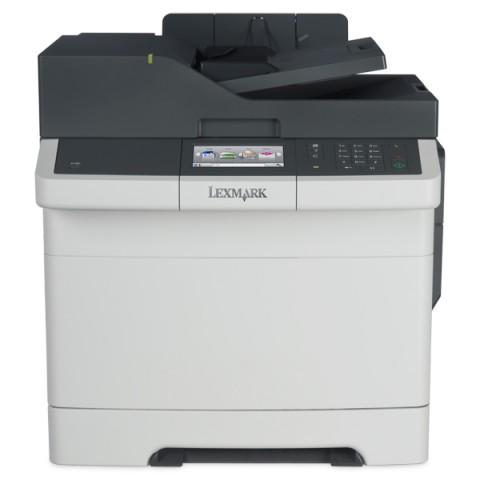 Фотография товара лазерное МФУ (цветное) Lexmark CX410e (30030105)