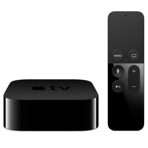 Фотография товара телевизионная приставка Apple TV 32Gb (MR912RS/A) (30030300)
