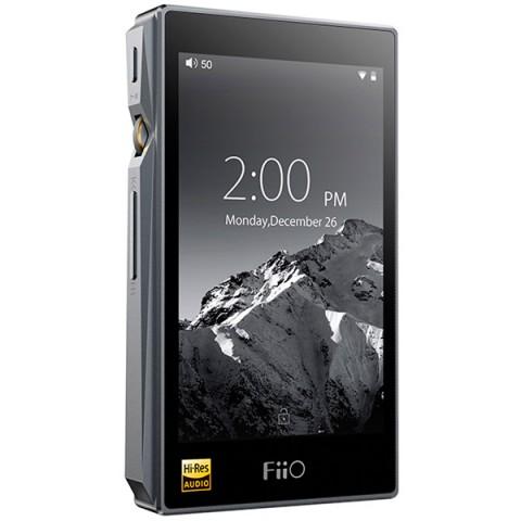 Фотография товара портативный медиаплеер премиум FiiO X5 III Titanium (30031106D)