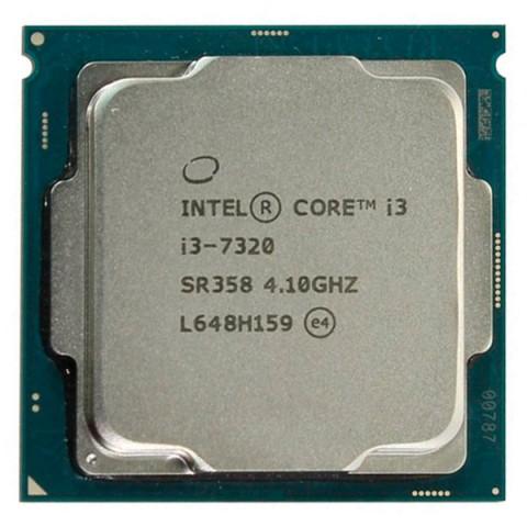 Фотография товара процессор Intel Core i3-7320 (30031462D)