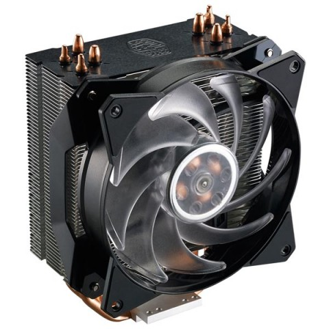 Фотография товара кулер для процессора Cooler Master MA410P RGB (MAP-T4PN-220PC-R1) (30032048)