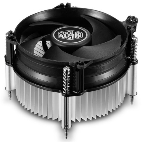 Фотография товара кулер для процессора Cooler Master XDream i115 (RR-X115-40PK-R1) (30032065D)
