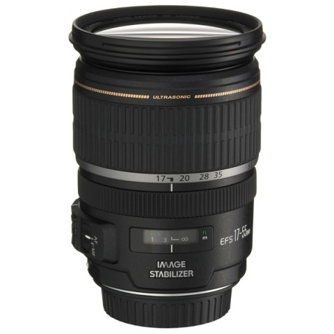Фотография товара объектив Canon EFS17-55 2.8 IS USM (383400)