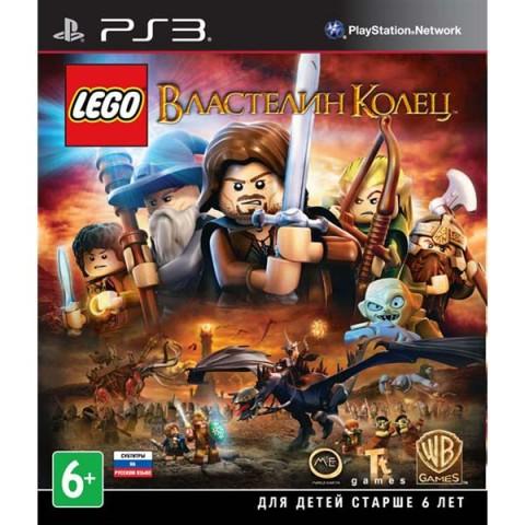 Фотография товара игра для PS3 Медиа LEGO Властелин колец (40060380)