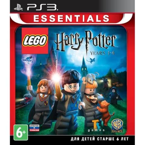 Фотография товара игра для PS3 Медиа LEGO Harry Potter: Years 1-4 Essentials (40060906)
