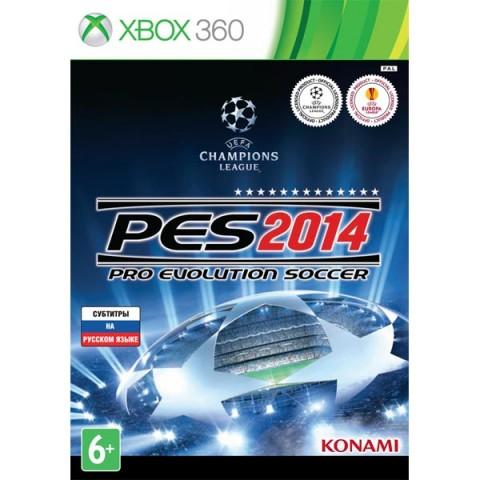 Фотография товара игра для Xbox . Pro Evolution Soccer 2014 (40061738)
