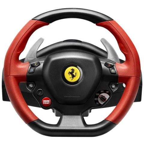 Фотография товара игровой руль Thrustmaster Руль Ferrari 458 Spider Racing (4460105) (40063581)
