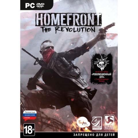 Фотография товара видеоигра для PC . Homefront:The Revolution (40064805)