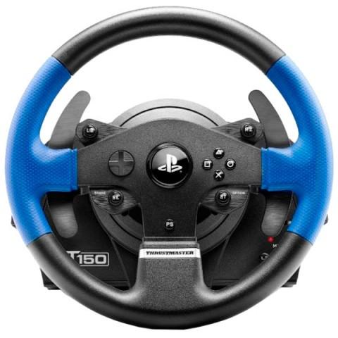 Фотография товара игровой руль Thrustmaster Руль T150 Force Feedback (4160628) (40065055)