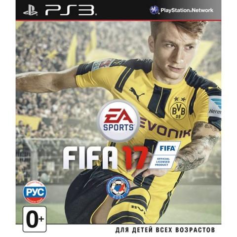 Фотография товара игра для PS3 . FIFA 17 (40065245)
