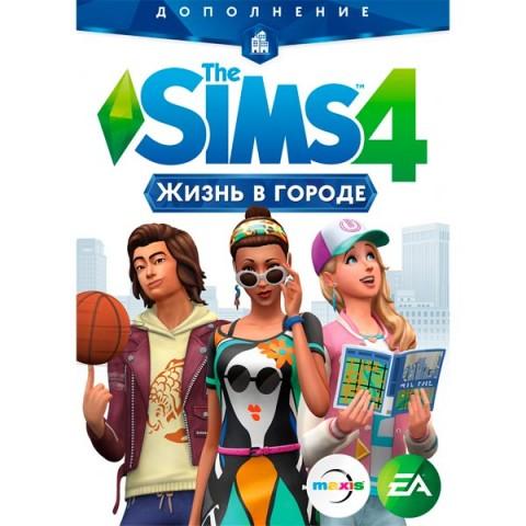 Фотография товара видеоигра для PC . The Sims 4 Городская жизнь (40065354)