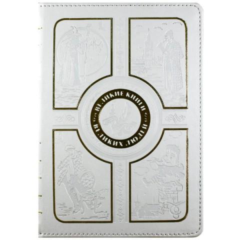 """Фотография товара чехол для электронной книги Vivacase Book White универсальный 6"""" (VUC-CBK02-W) (40066152)"""