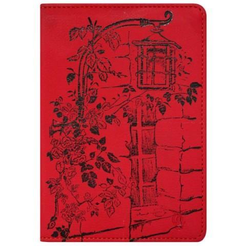 """Фотография товара чехол для электронной книги Vivacase Streetlight Red универсальный 6"""" (VUC-CST06-R) (40066156)"""
