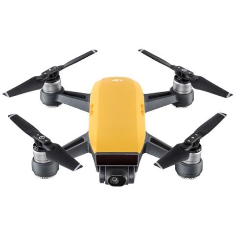 Фотография товара квадрокоптер DJI Spark Sunrise Yellow (40066228)