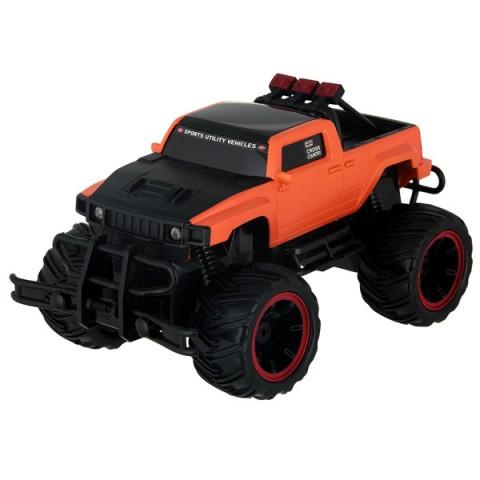Фотография товара радиоуправляемая машина Pilotage Off-Road Race Truck 1/16 Orange (RC47156) (40067098)