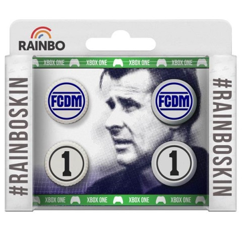 Фотография товара аксессуар для игровой консоли Rainbo Накладки на стики для геймпада Динамо (40067145)