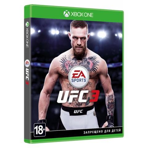 Фотография товара видеоигра для Xbox One . UFC3 (40067265)