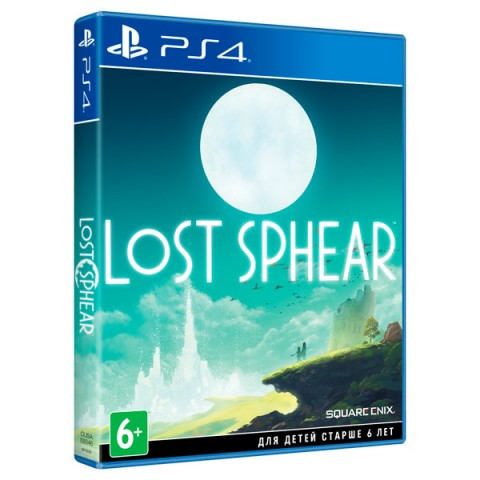 Фотография товара видеоигра для PS4 . Lost Sphear (40067495)