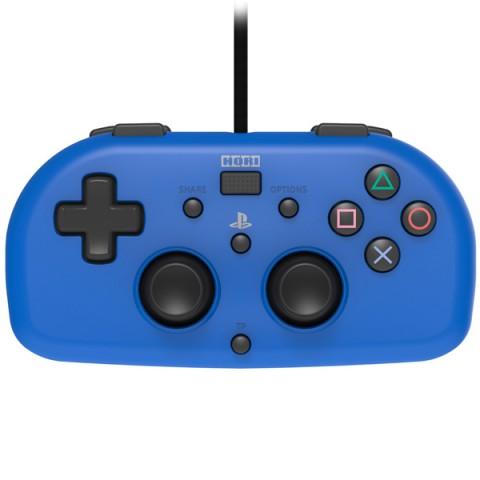 Фотография товара аксессуар для игровой консоли Hori Horipad Mini Blue (PS4-100E) (40067561)