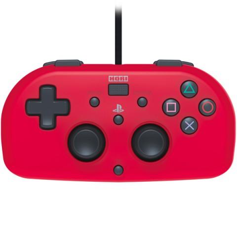 Фотография товара аксессуар для игровой консоли Hori Horipad Mini Red (PS4-101E) (40067562)