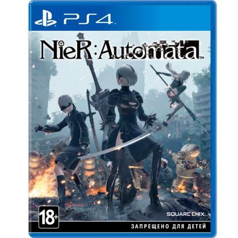 Фотография товара видеоигра для PS4 . NieR:Automata (40067619)