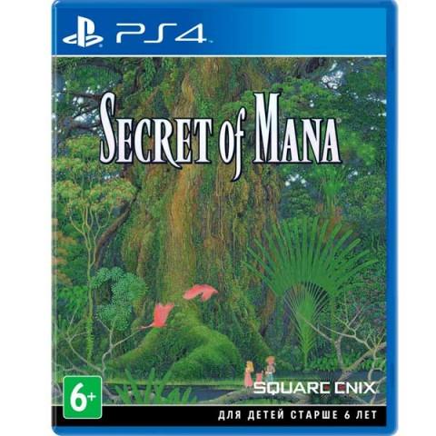 Фотография товара видеоигра для PS4 . Secret of Mana (40067620)