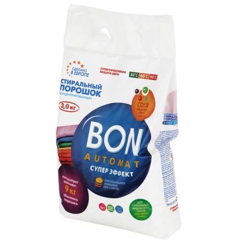 Фотография товара стиральный порошок Bon BN-128 (50038949)