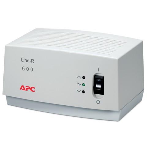 Фотография товара стабилизатор напряжения APC Line-R 600VA Auto (50039211)