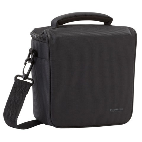 Фотография товара сумка для DSLR камер RIVACASE 7302 (PS) Black (50040846)