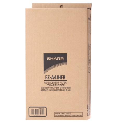 Фотография товара фильтр для воздухоочистителя Sharp FZA41HFR (50040960)