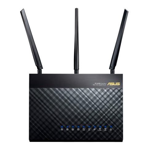 Фотография товара wi-Fi роутер ASUS RT-AC68U (50041088)