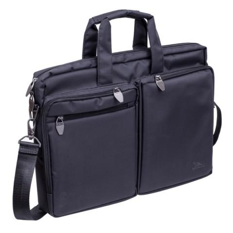 """Фотография товара кейс для ноутбука до 15"""" RIVACASE 8530 Black (50041397)"""