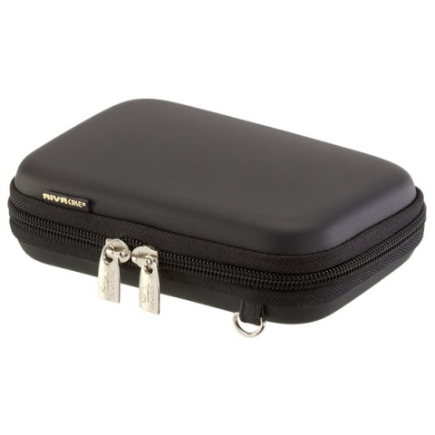 Фотография товара кейс для портативного USB диска/внеш.HDD RIVACASE 9101 HDD / GPS (50041417)