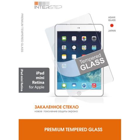 Фотография товара защитное стекло для iPad InterStep для iPad mini (IS-TG-IPADMINRE-000B201) (50041583)