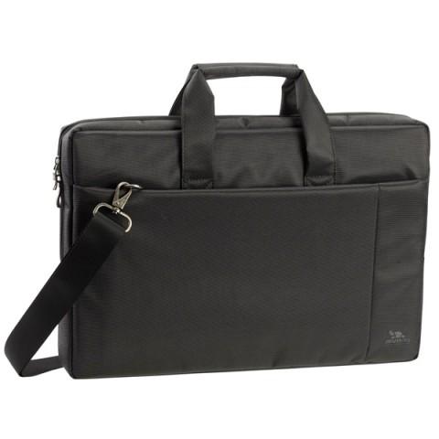 """Фотография товара кейс для ноутбука до 17"""" RIVACASE 8251 Grey (50042179)"""